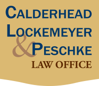 Calderhead, Lockemeyer and Peschke Law Office logo